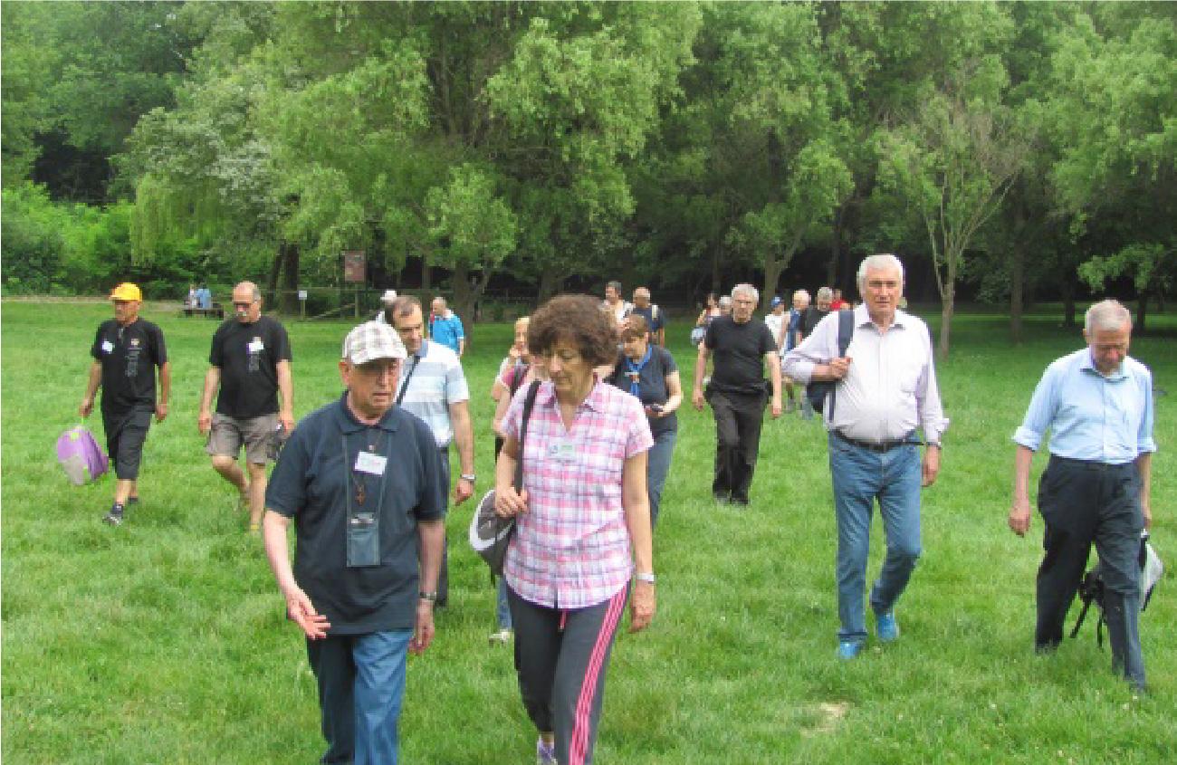 4 giugno 2017- una camminata alternativa - AlcolOltre