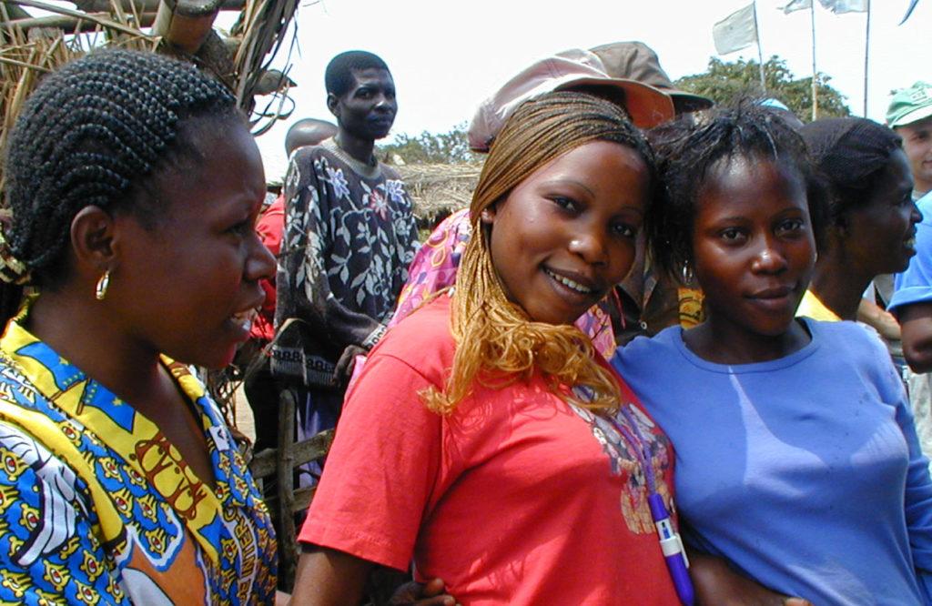 Reinserimento Ragazze Madri - Congo - Progetti