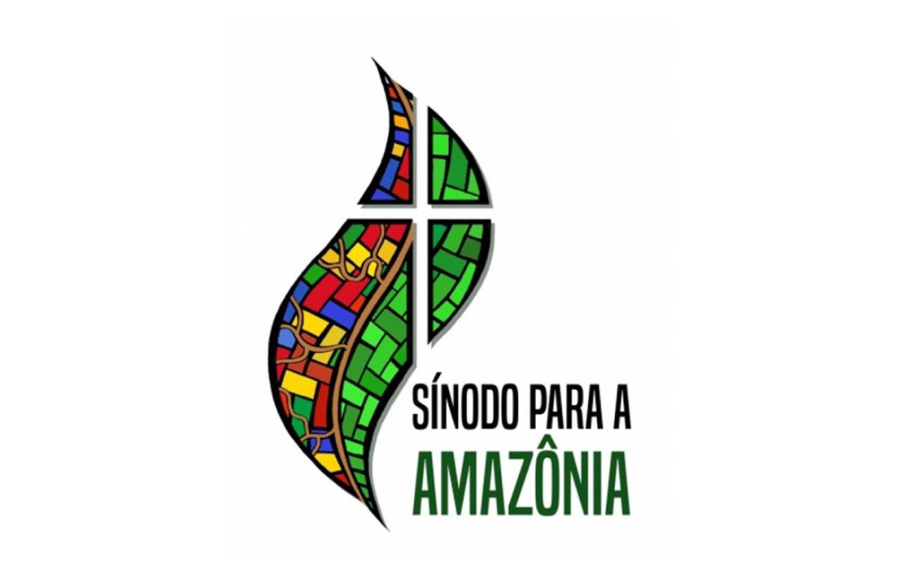 Logo Sinodo per l'Amazzonia