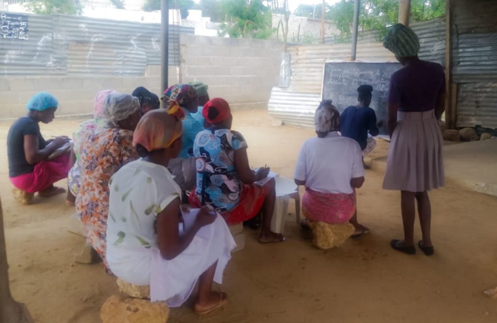 Angola: il lungo e difficile percorso verso l'alfabetizzazione